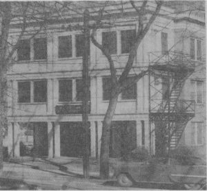 The Garrison General Hospital